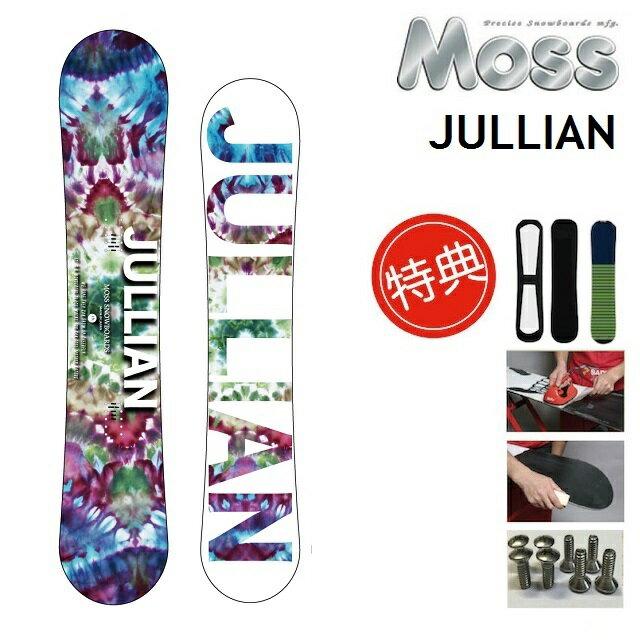 19-20 MOSS モス スノーボード JULLIAN ジュリアン
