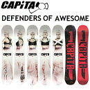 16-17CAPiTA����ԥ����Ρ��ܡ���DEFENDERSOFAWESOME�ǥ��ե���������֥�������doa