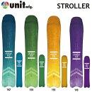 19-20UNITユニットスノーボードSTROLLERストローラー
