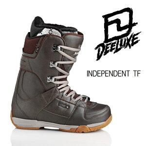 【全国送料無料】【15%OFF】14-15 DEELUXE (ディーラックス) ブーツ INDEPENDENT TF (インディ...