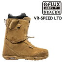 19-20FLUXフラックスブーツVR-SPEEDLTD