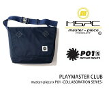 master-piecexP01�ʥޥ������ԡ���×�ץ쥤��COLLABORATIONSERIES-MESSENGERBAG�ʥ�å��󥸥㡼�Хå���NEW/campskatebord