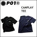 P01プレイCAMPLAYTEEQTシャツPLAYDESIGNプレイデザイン半袖