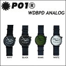 P01時計PLAYTIME(プレイタイム)TECHNICALWATCH(テクニカルウオッチ)プレイ時計WDBPDANALOG