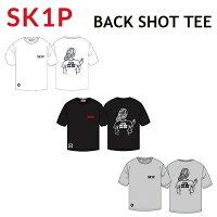 SK1PスキップBACKSHOTTEETシャツSKIP