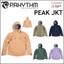 18-19P.RHYTHMプリズムウエアPEAKJACKETピークジャケット