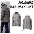 17-18 MOUNTAIN ROCK STAR マウンテンロックスター ウエア HARUMAKI JACKET ハルマキ ジャケット MILITARYカラー