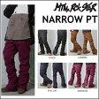 17-18 MOUNTAIN ROCK STAR マウンテンロックスター ウエア NARROW PANTS ナローパンツ
