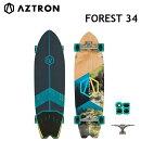 AZTRONアストロンFOREST34フォレスト34SURFSKATEサーフスケートスケートボードスケボーSUPサップ