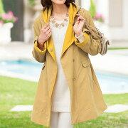 フードデザインコート ベルーナ レディース ファッション
