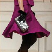 フレアーニットスカート ベルーナ ファッション レディース アウトレット