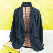 ジャケット ベルーナ レディース ファッション