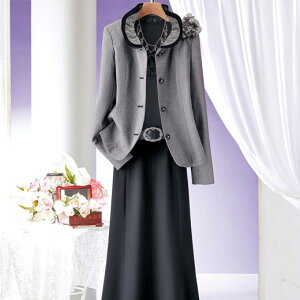 モノトーン ベルーナ レディース ファッション フォーマル ジャケット ブラウス スカート