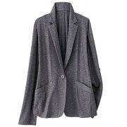 カットソー テーラードジャケット ベルーナ レディース ファッション