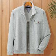 パトリチオ フランチェスカ ドライニットブルゾン ベルーナ ファッション アイテム