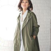 ロングシルエットマウンテンパーカー ベルーナ レディース ファッション