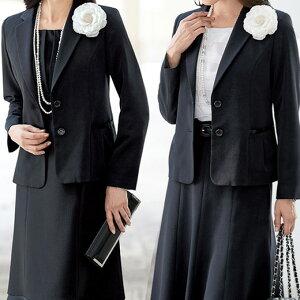 フォーマル ミセス スーツ 50代