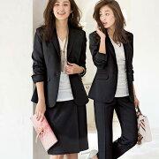 スタイリッシュスーツ ベルーナ ファッション レディース