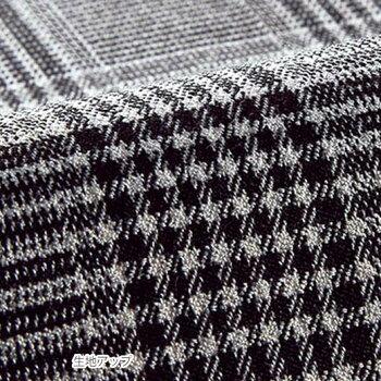 ワンピース春MLLLサイズスタンドカラー胸元タックワンピース(M〜LL)ベルーナBelluna40代50代60代レディースミセスファッションワンピ