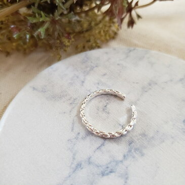 silver925 Rope ring (ロープリング)