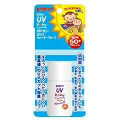 【ピジョン】 UVベビ— ウォータープルーフ SPF35 PA++++ 20g 【化粧品・コス…