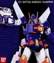 <5%OFF>超合金魂 GX-28 戦闘メカ ザブングル 【バンダイ: 玩具 超合金・ロボット】【楽ギフ_...