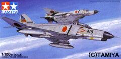 <10%OFF>1/100 コンバットプレーンシリーズ F-4EJ ファントムII(航空自衛隊) 【タミヤ: 玩...