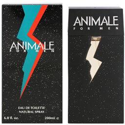【パルロックス】 アニマル フォーメン オーデトワレ・スプレータイプ 200ml 【香水・フレグランス:フルボトル:メンズ・男性用】【アニマル】【PARLUX ANIMALE FOR MEN EAU DE TOILETTE SPRAY】