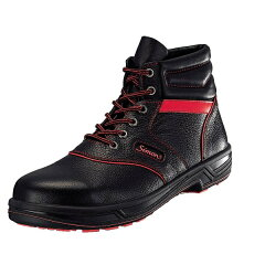 【シモン】安全靴シモンライトSL22-R黒/赤24.5cm【日用品・生活雑貨:DIY:日曜大工・作業用品:作業用品:安全靴】【SIMON】