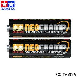 パーツ・アクセサリー, バッテリー・充電器  GP.420 3 (2) :::TAMIYA NEOCHAMP MINI 4WD Ni-MH BATTERY2PCS.