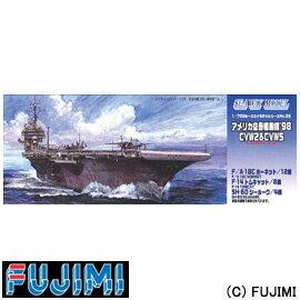 ≪10%OFF≫【フジミ模型】 1/700 シーウェイモデルシリーズ No.36 アメリカ空母艦載機'98 CVW...