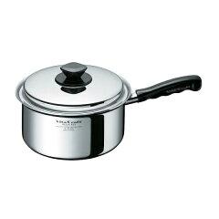 【ビタクラフト】ビタクラフトヘキサプライ片手鍋1.2L6113【キッチン用品:調理用具・器具:片手鍋】【VITACRAFT】