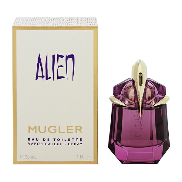 美容・コスメ・香水, 香水・フレグランス  () 30ml ::THIERRY MUGLER ALIEN THE NON REFILLABLE STONES EAU DE TOILETTE SPRAY