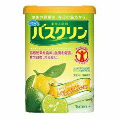 【バスクリン】 バスクリン レモン&ライムの香り 690g