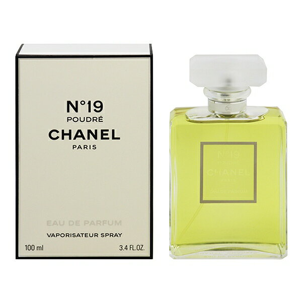 CHANEL n19 No.19 100ml ::No.19 CHANEL N19 POUDRE...