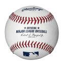 【500円クーポン(要獲得) 4/17 9:59まで】 MLB公式試合球 メジャーリーグ公式球 #ROMLB6 【ローリングス: スポーツ・アウトドア 野球・ソフトボール ボール】【RAWLINGS】
