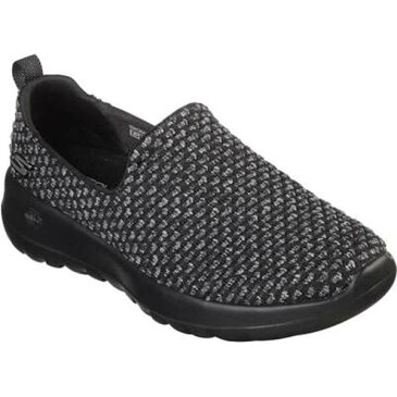 【スケッチャーズ】 GOWALK JOY SOOTHE レディース [サイズ:25.5cm] [カラー:ブラック] #15616-BBK 【靴:レディース靴:スリッポン】【SKECHERS】