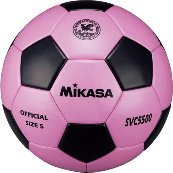 サッカー, ボール  5 SVC5500PBK :::MIKASA