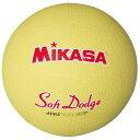 ビューティーファクトリー:ベルモで買える「【ミカサ】 ソフトドッジボール2号 [カラー:イエロー] #STD2R-Y 【スポーツ・アウトドア:レクリエーションスポーツ:ドッジボール】【MIKASA】」の画像です。価格は1,853円になります。