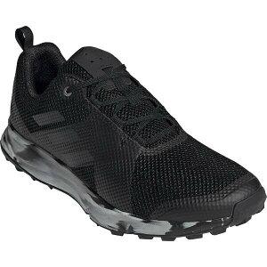 【アディダス】 テレックス TWO トレイルランニングシューズ [サイズ:27.0cm] [カラー:コアブラック×カーボン×グレーワン] #BC0496 【スポーツ・アウトドア:登山・トレッキング:靴・ブーツ】