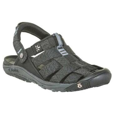【オボズ】 ウィメンズ キャンプスタ— サンダル [サイズ:US7(24.0cm)] [カラー:ブラック×ブルーミラージュ] #60502-BLACK 【靴:レディース靴:サンダル:スポーツサンダル】【OBOZ WOMENS Campster】