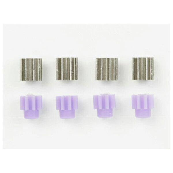 パーツ・アクセサリー, その他  GP.289 8T (4) ::TAMIYA RC MINI 4WD 8T METAL PLASTIC PINION GEAR SET (4 PCS. EACH)