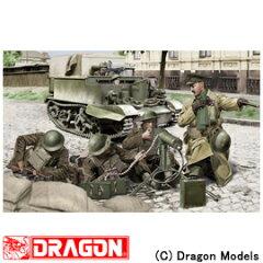 【ドラゴン】 1/35 '39-'45 No.6552 イギリス海外派遣軍1940年フランス …