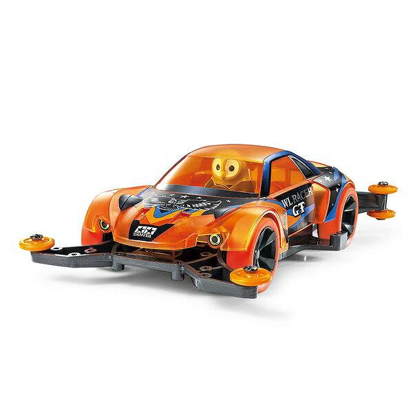 車・バイク, レーシングカー  GT :::TAMIYA MINI 4WD OWL RACER GT
