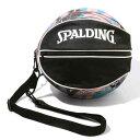 【スポルディング】 ボールバッグ(バスケットボール1個入れ) [カラー:サンセット] #49-001SU 【スポーツ・アウトドア:バスケットボール:ボールバッグ