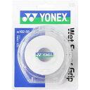 【ヨネックス】 ウェットスーパーグリップ 5本パック(5本入) [カラー:ホワイト] #AC102-5P 【スポーツ・アウトドア:バドミントン:グリップテープ】【YONEX】