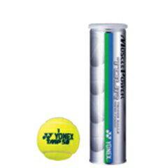 【ヨネックス】テニスボールマッスルパワ—ツア—[カラー:イエロー]#TMP50T3個入り【スポーツ・アウトドア:テニス:ボール】【YONEX】