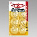 【レック】 吸盤フック 6個入り 【インテリア・寝具・収納:収納用品:フック】【LEC】