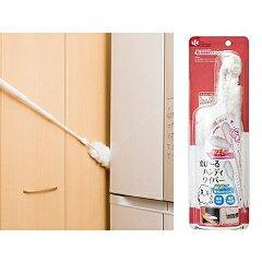 【レック】 もこもこのび~るハンディワイパ― [カラー:ホワイト] 【日用品・生活雑貨:掃除グ…