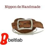 ベルト専門店♪選べる1500種類【ベルト】【送料無料 日本製】『 Nippon de Handmade 』こだわり牛革にこだわりバックル、日本で革職人さんがベルト1本1本手作り、メンズ、レディースにベーシックな本革ベルト MEN'S LADY'S 男性用 レデイース 紳士用 ladies Belt